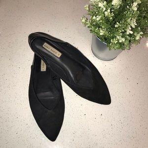 Zara Ballet Pointed Flats